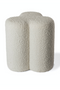 Beige Clover Stool | Pols Potten Clover | DutchFurniture.com