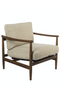 Beige Soft Cushioned Arm Chair | Pols Potten Todd | Dutchfurniture.com