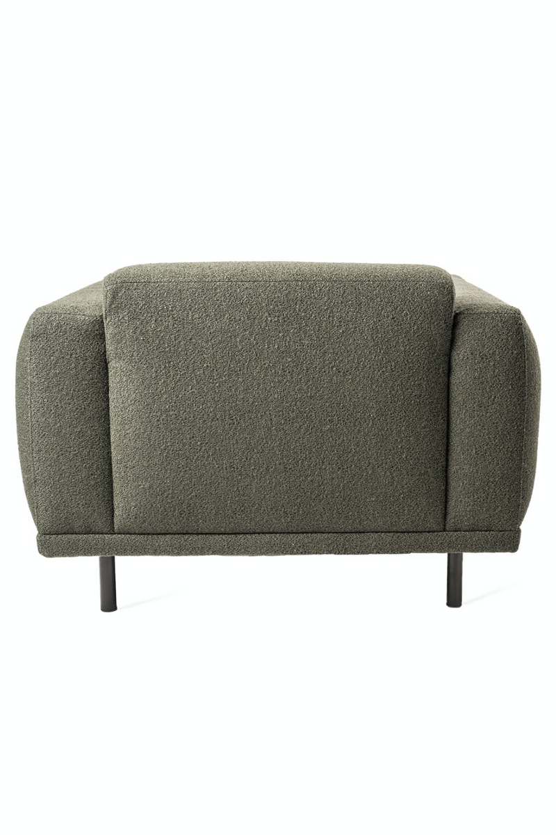 Green Accent Chair | Pols Potten Teddy | Dutchfurniture.com