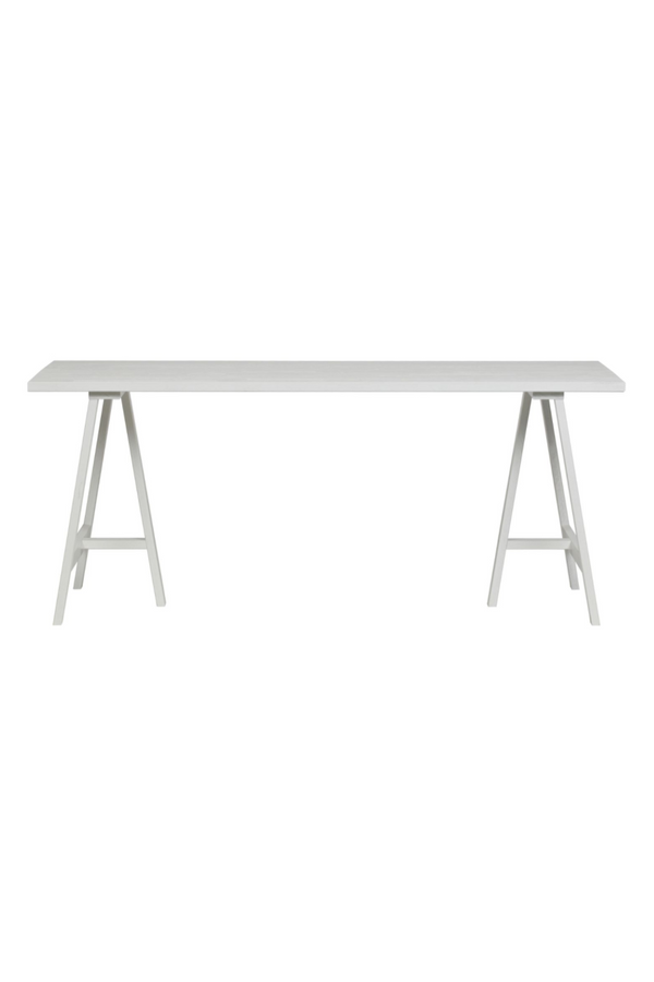White Ash Dining Table | vtwonen Panel | DutchFurniture.com