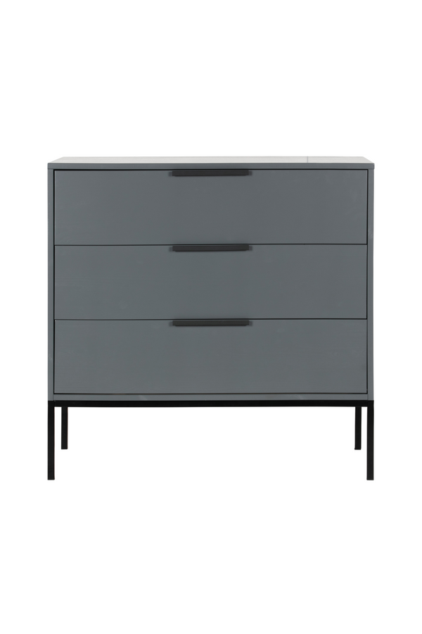 Pine Gray Dresser | Woood Adam | Dutchfurniture.com