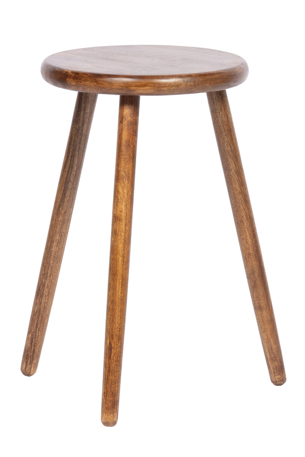 Wooden Plant Stand (2) | WOOOD Malon | DutchFurniture.com