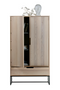 Ash 2-Doors Cabinet | Woood Silas | DutchFurniture.com
