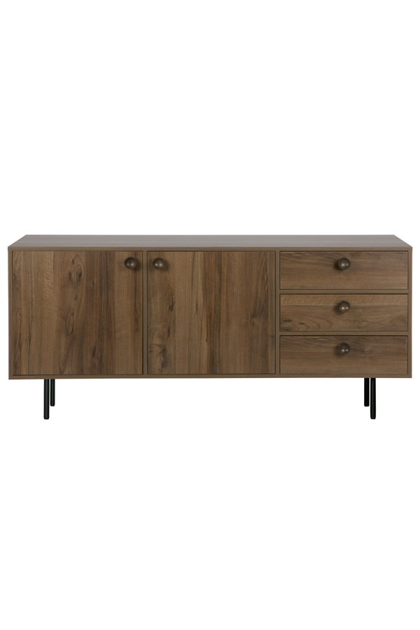 Vintage Wooden Sideboard | Woood Prato | Dutchfurniture.com