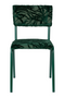Tree Green Dining Chairs (2) | Zuiver Back To Miami | DutchFurniture.com