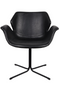Black Butterfly Dining Chairs (2) | Zuiver Nikki All | DutchFurniture.com