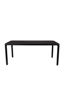 Rectangular Black Dining Table (S) | Zuiver Storm | Dutchfurniture.com