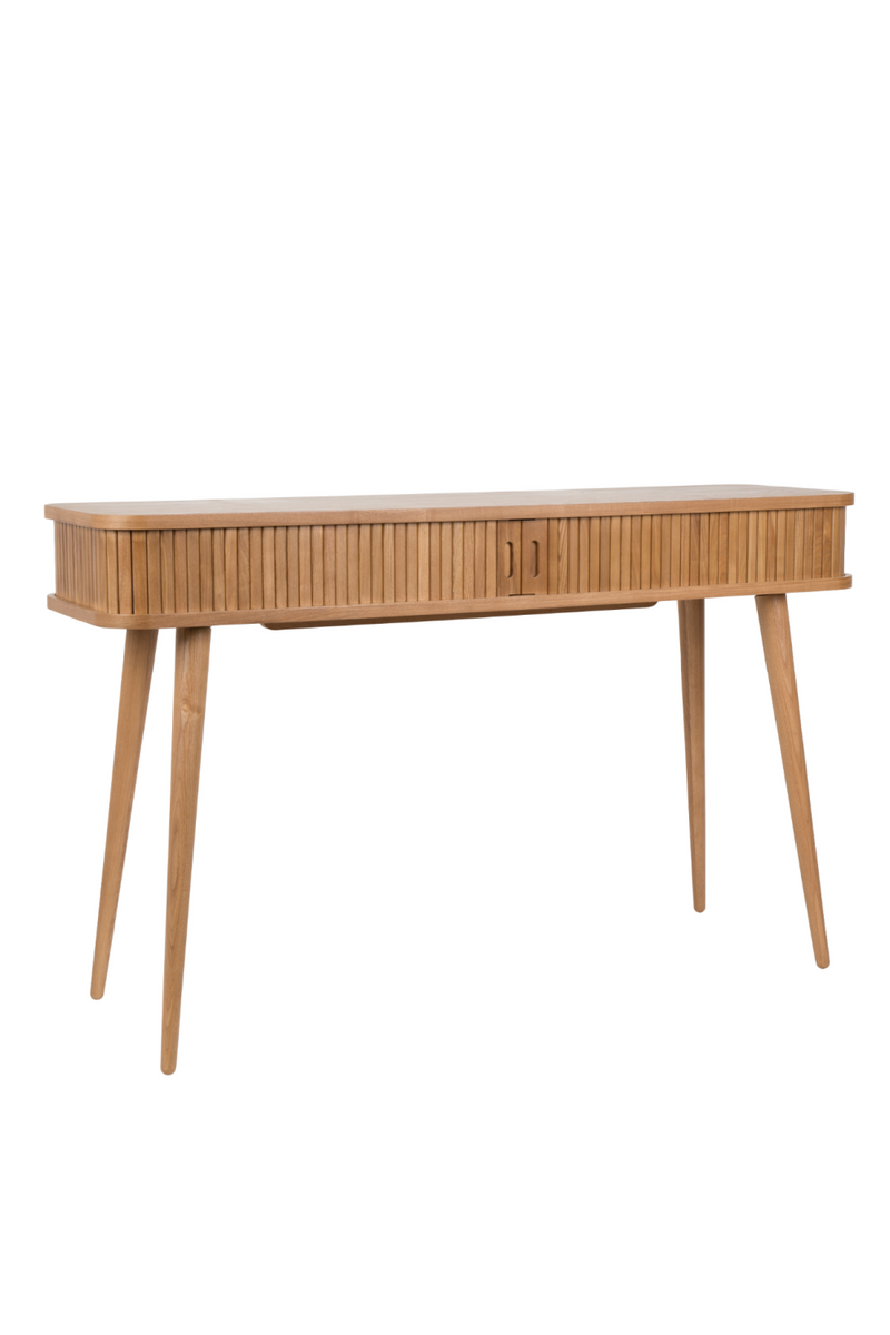 Natural Console Table | Zuiver Barbier | DutchFurniture.com