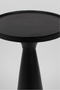 Black Pillar End Table | Zuiver Floss | DutchFurniture.com