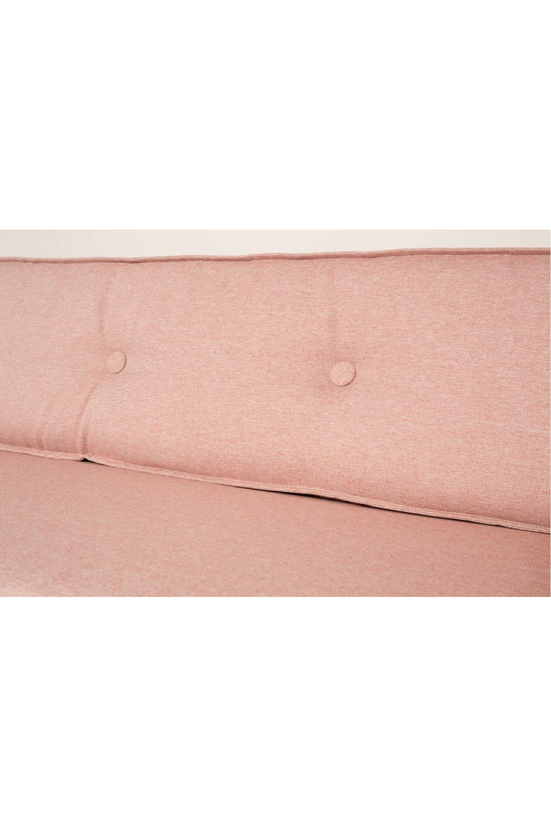 Salmon Upholstered 2.5-Seater Sofa | Zuiver Jaey | DutchFurniture.com