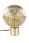 Brass Table Lamp | Zuiver Gringo | Dutchfurniture.com