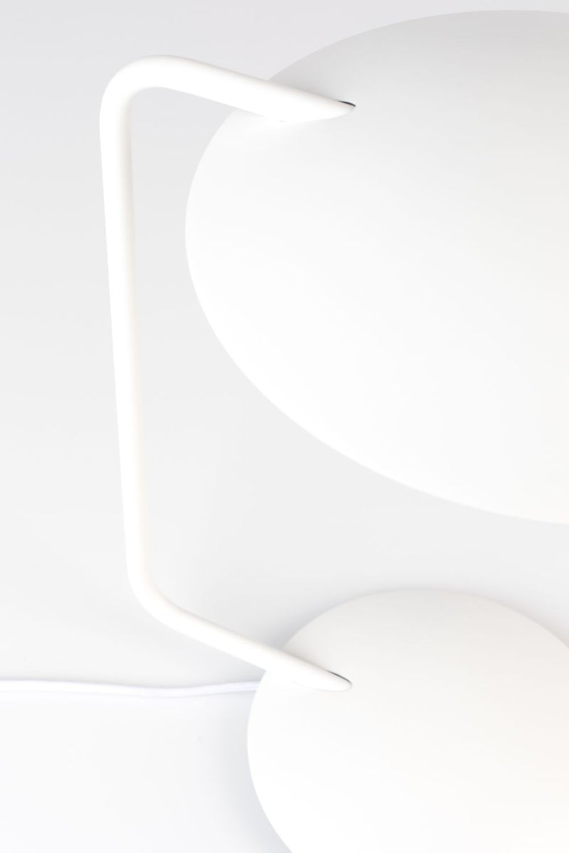 White Desk Lamp | Zuiver Pixie | dutchfurniture.com