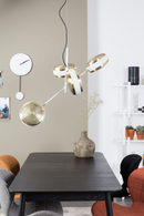 White 4-Light Pendant Lamp | Zuiver Gringo Multi | Dutchfurniture.com
