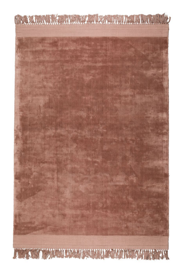 "Vintage Rose Area Rug 6'5"" x 10' 