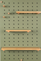Green Pegboard Wall Organizer | Zuiver Bundy | Dutchfurniture.com