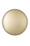 Round Gold Mirror | Zuiver Bandit | DutchFurniture.com