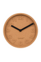 Round Cork Wall Clocks (2) | Zuiver Time | Dutchfurniture.com