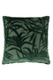 Green Leaf Pattern Pillows (2) | Zuiver Miami | Dutchfurniture.com