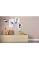 Amber Geometric Pattern Pillows (2) | Zuiver Club | DutchFurniture.com
