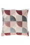 Rose Geometric Pattern Pillows (2) | Zuiver Club | dutchfurniture.com