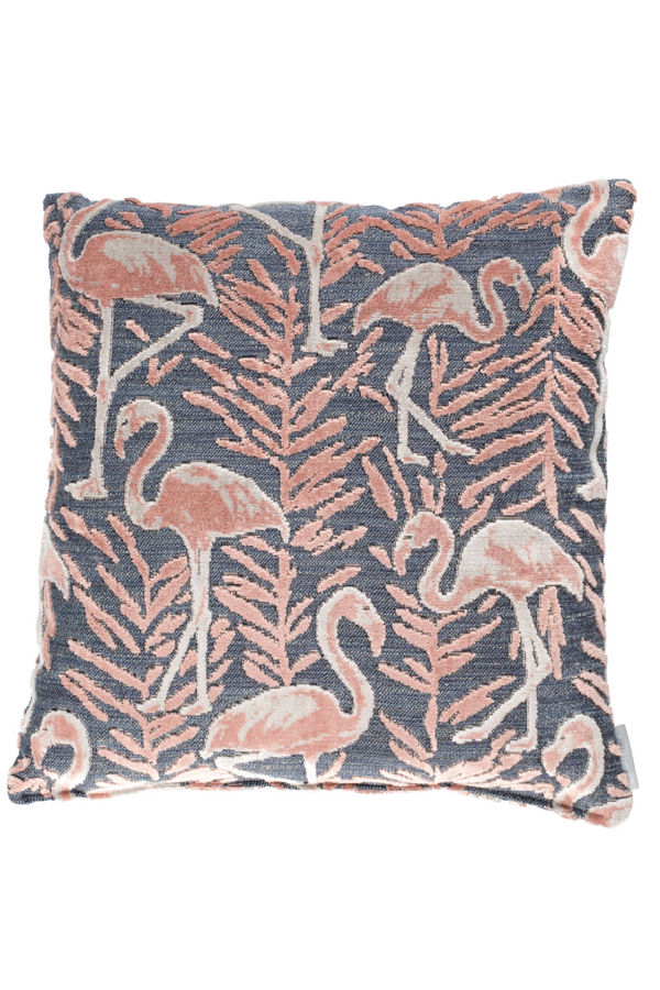 Pink Flamingo Pillows (2) | Zuiver Kylie | dutchfurniture.com