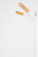 White Tree Coat Rack | Zuiver Wooden Tip | dutchfurniture.com