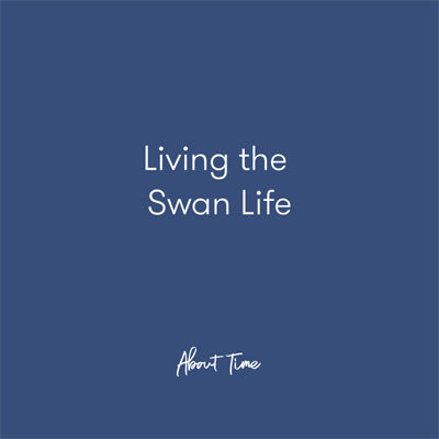 Living the Swan Life (#livingtheswanlife)