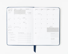 Load image into Gallery viewer, 2020 Diary - Navy Planner
