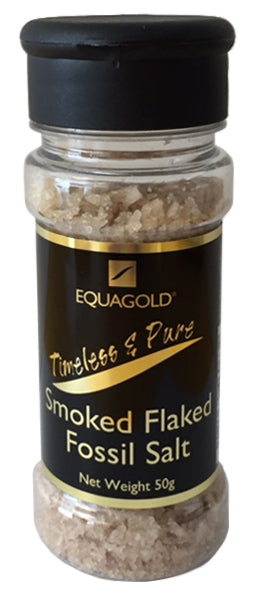Equagold Spanish Smoked Salt Flakes 50g