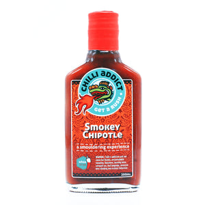 Chilli Addict Smoky Chipotle Sauce 200ml