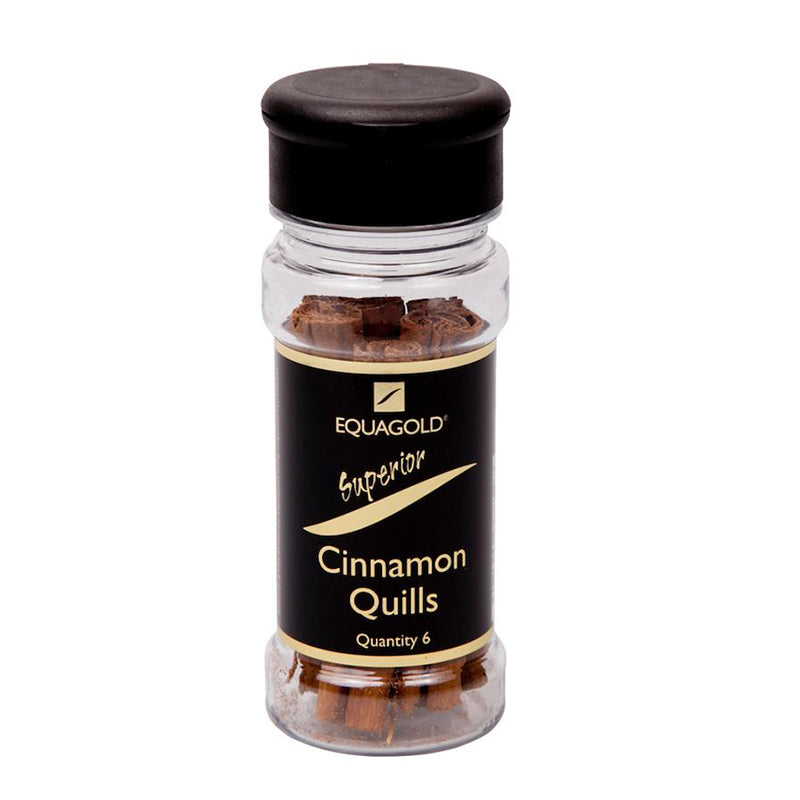 Equagold Cinnamon Quills 6pc