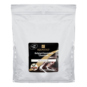 Equagold Belgian Courverture Milk Chocolate 5kg