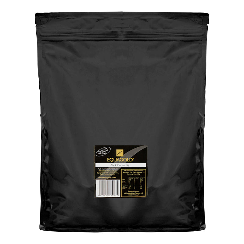 Load image into Gallery viewer, Equagold Black Dutch Cocoa 1kg