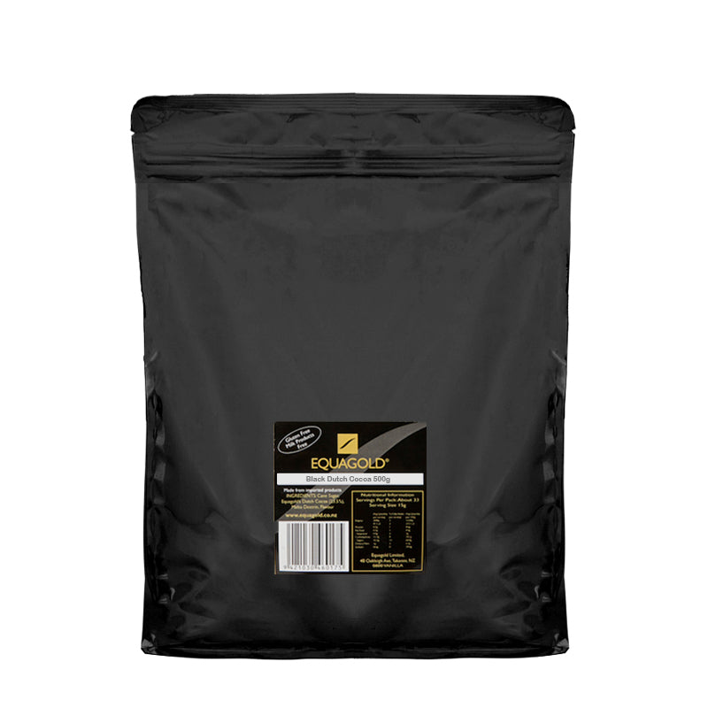 Load image into Gallery viewer, Equagold Black Dutch Cocoa 500g