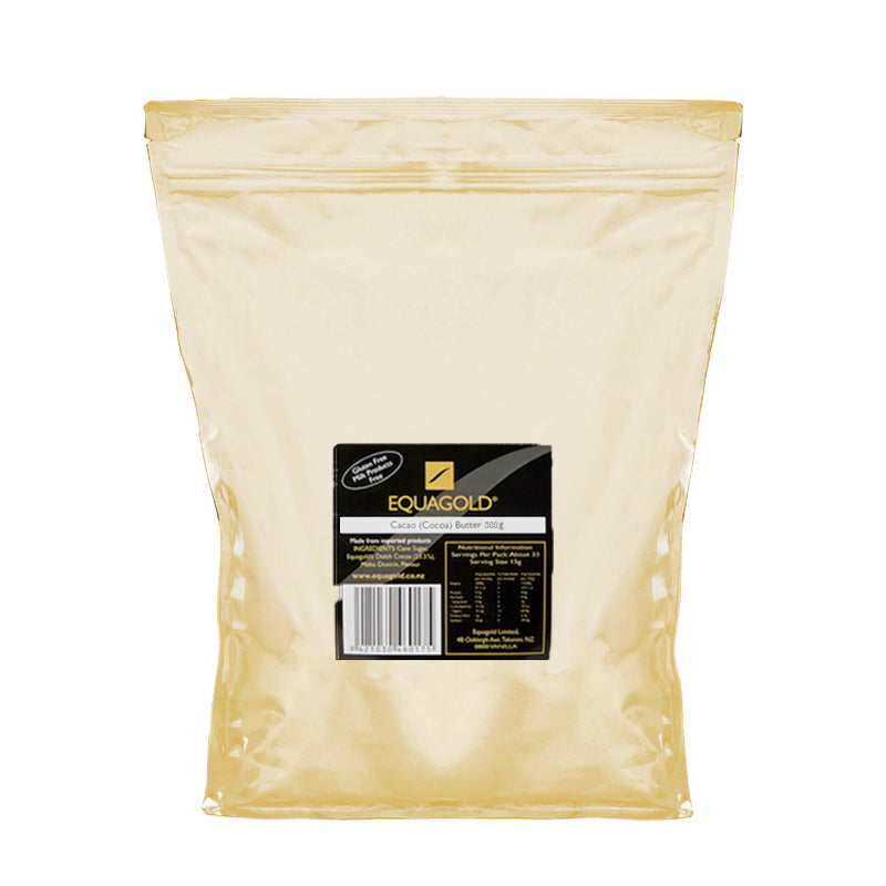 Load image into Gallery viewer, Equagold Cocoa Butter 500g (Cacao Butter)