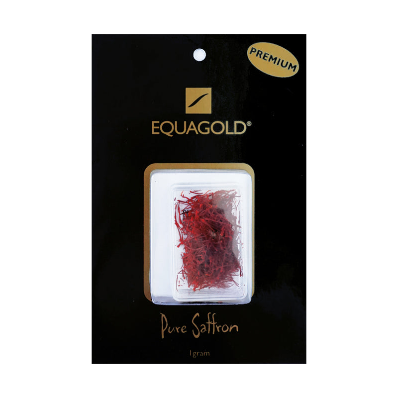 Load image into Gallery viewer, Equagold Saffron 1g (Highest Grade)