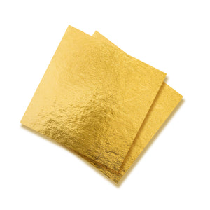 Equagold Edible Gold Leaf 25pc