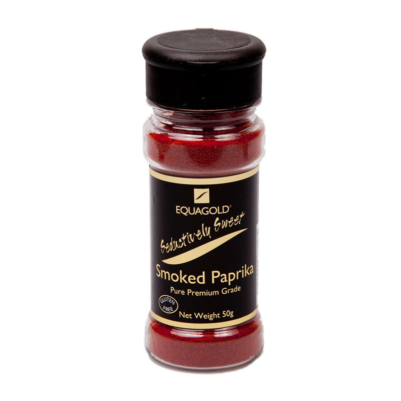 Load image into Gallery viewer, Equagold Premium Sweet Smoked Paprika 50g