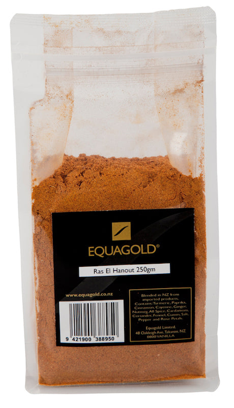 Load image into Gallery viewer, Equagold Premium Ras El Hanout 250g