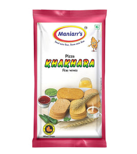 Maniarrs Gujarati Cuisine - Mix Flavour Combo Khakhra 16 Flavors In 16 Packs, 360 Grams (A1+A4) - DeoDap