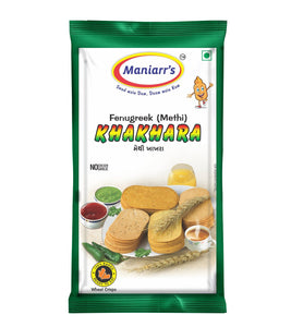 0004 A2 Maniarrs Khakhara with 4 Flavors (360 gm, Pack Of 8) - DeoDap