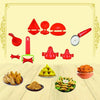 2046 Kitchen Combo Of Sweets & Snacks Maker