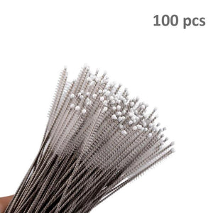 578 Stainless Steel Straw Cleaning Brush Drinking Pipe, 23mm 1 pcs