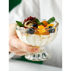 091_Serving Dessert Bowl Ice Cream Salad Fruit Bowl - 6pcs Serving Dessert Bowl Ice Cream Salad Fruit Bowl - 6pcs