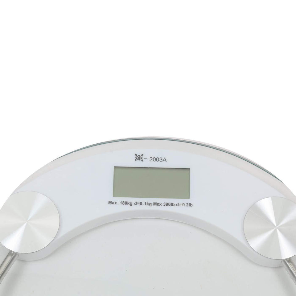 169 -8mm Electronic Tempered Glass Digital Weighing Scale