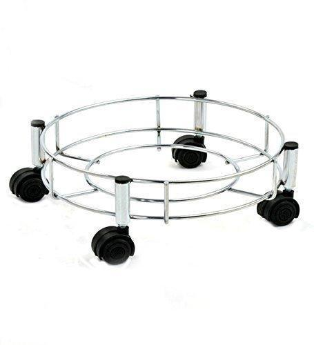 118 Stainless Steel Gas Cylinder Trolley