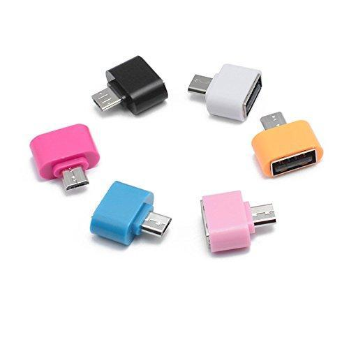 260 Micro USB OTG to USB 2.0 (Android supported)