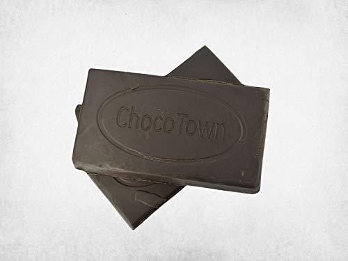 0048 Chocotown Premium Dark Compound 400gm | Chocotown Dark Choco Slab - DeoDap