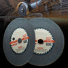 "425 Steel and Iron Cutting Wheel 4"" (107 x 1 x 16 mm)"