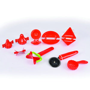2045 Kitchen Combo - Kitchen Press and 9 Pcs Sweets & Snack Maker